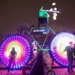 Activación Uber Eats Festivales