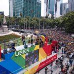 Uber Pride Parade